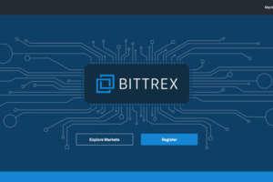 ビットトレックス(Bittrex)概要・登録方法・使い方を詳しく解説