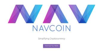 【Nav coin(ナブコイン)NAV】持ってるだけで報酬が貰える?匿名性の高い仮想通貨!