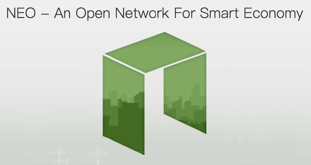 NEO An Open Network For Smart Economy