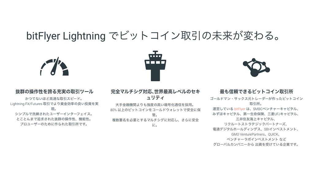 bitFlyer Lightning