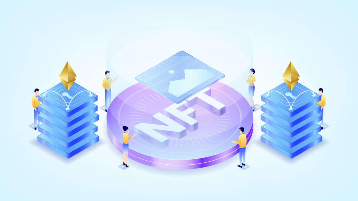 【NFTで稼ぐとは?】仮想通貨との違いや特徴・問題点を解説!